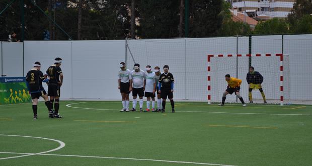 Imagen del partido que Málaga y Madrid disputaron en la capital malagueña. Fuente: Javier Cabero Guerra
