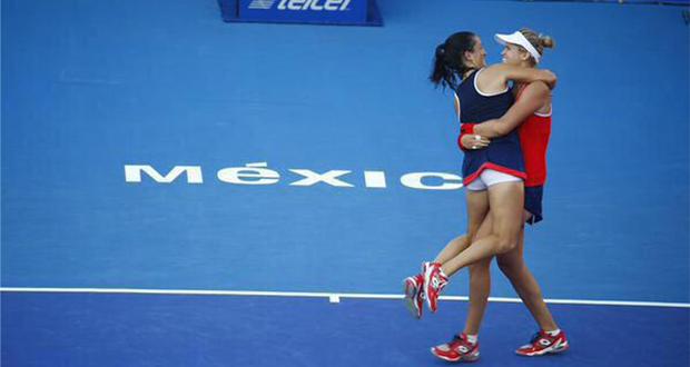 Lara y Tita. Fuente: AD