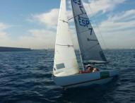 Antonio Maestre golpea primero en el Circuito Iberdrola de vela