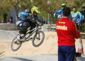 Los hermanos Alcojor lideran a España en la Europe League de BMX