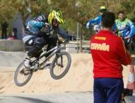 Los hermanos Alcojor lideran a España en la Europe League de BMX
