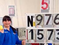 Mónica Borraz logra la mínima para el Mundial Júnior de Cali