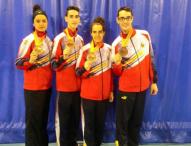 Lluvia de medallas para España en el Open de Holanda