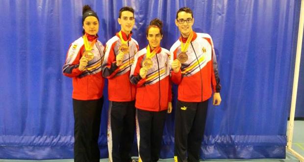 Fuente: Real Federacion Española de Taekwondo y D.A.