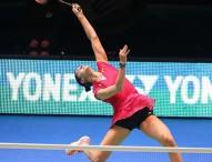 Semifinales y primer puesto mundial para Carolina Marín