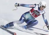 Carolina Ruiz se despide en Meribel con un 6º puesto