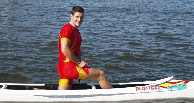 El deportista español con más medallas olímpicas, David Cal, se retira. Fuente: RFEP
