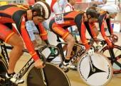 5 medallas para España en el Mundial de Ciclismo Adaptado en Pista