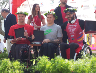 Rafa Botello, bronce en la Media Maratón de Lisboa