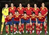 Nuevo empate de España con Nueva Zelanda