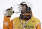 Lucas Eguíbar entra en el Olimpo del snowboardcross