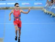 Gómez Noya inicia el camino hacia la 5ª corona mundial
