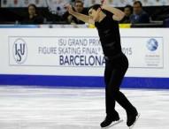 Javier Fernández apunta a medalla en el Mundial