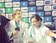 Julia Figueroa, plata y Laura Gómez, bronce en Georgia