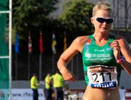 """Julia Takacs: """"Quiero lograr la segunda medalla olímpica en marcha para España"""""""