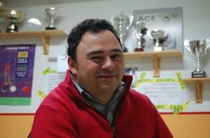 Manolo Martín. Fuente: LPT / Avance Deportivo