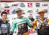 Marc Killian domina las mangas de la Liga de BMX