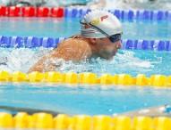 Los nadadores españoles logran 8 medallas en el Open de Glasgow