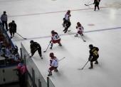 Bronce para España en el Mundial de Hockey Hielo en Jaca