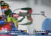 Victoria Padial, 98ª en el Mundial