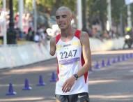 Abderrahman Ait, oro y récord en el Mundial de maratón