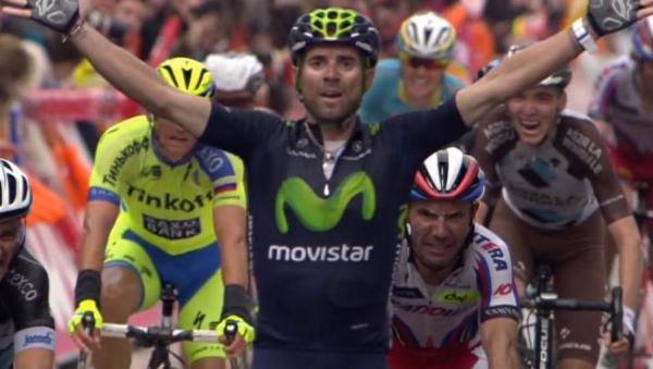 Alejandro Valverde. Fuente: Rfec