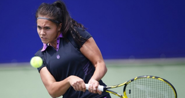 La jugadora de 17 años, Aliona Bolsova, jugará con España en la Fed Cup. Fuente: RFET