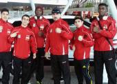 Los púgiles españoles logran 3 medallas en Albania