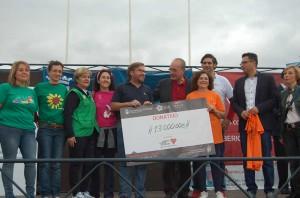 III Carrera Mujer Ciudad de Málaga. Fuente: Francis Moriel / Avance Deportivo