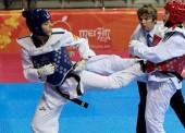 Los taekwondistas españoles se lucen en el tatami de Pontevedra