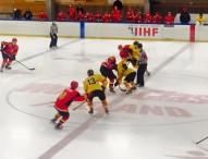 España cae ante Bélgica por 6-2 en el Mundial de hockey hielo