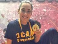 Brigitte Yagüe: «Mi objetivo sigue siendo conseguir una medalla olímpica en Río»