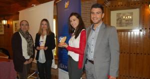 Seminario Nutrición Almería. Fuente: LPT / Avance Deportivo
