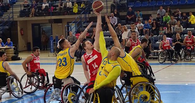 Final Four Baloncesto Paralimpico