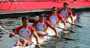 Hernanz, Germade, Carrera y Peña. Fuente: RFEP