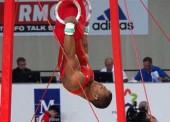Rayderley Zapata, 5º en suelo en el Europeo