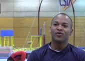 Ray Zapata, puesta a punto para los Juegos