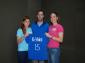 El rugby femenino se une en Málaga contra el cáncer