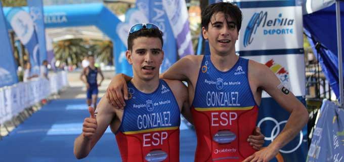 Nacho y Alberto González. Fuente: AD
