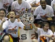 Spar Citylift Girona se corona campeón de la Liga Femenina