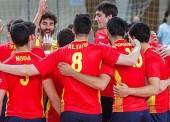 El voleibol español se prepara para el Preeuropeo