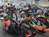 Cartama acoge una nueva prueba de la Copa de España de ciclismo adaptado