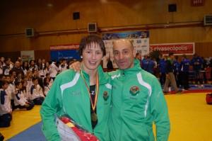 Maider y Luis Crespo. Fuente: maiderunda.com