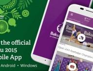 Los Juegos Europeos de Baku en el móvil