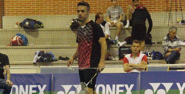 Fuente: Fed. Badminton