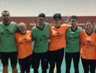 El goalball español se juega estar en Río a cara o cruz