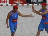 El sueño olímpico de Fran Tomás y César Menéndez comienza en Baku