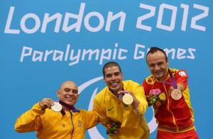 Juegos Paralímpicos de Londres 2012. Fuente: AD