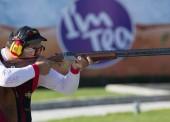 """Alberto Fernández: """"Tengo 4balas para estar en Río pero quiero aprovechar la primera en Baku"""""""