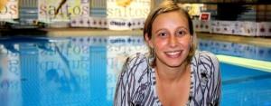 Ana Montero, directora técnica de natación Sincronizada. Fuente: RFEN